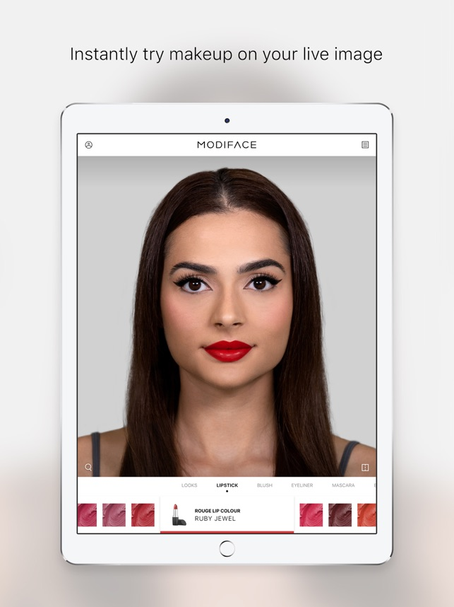 MakeUp on the App Store
