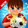 New Soccer Hero:Football game