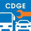 CDGE - iPhoneアプリ