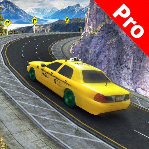 Crazy Taxi Jeep Driving Pro