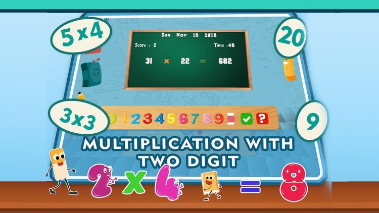 Multiplication Games 4th Grade