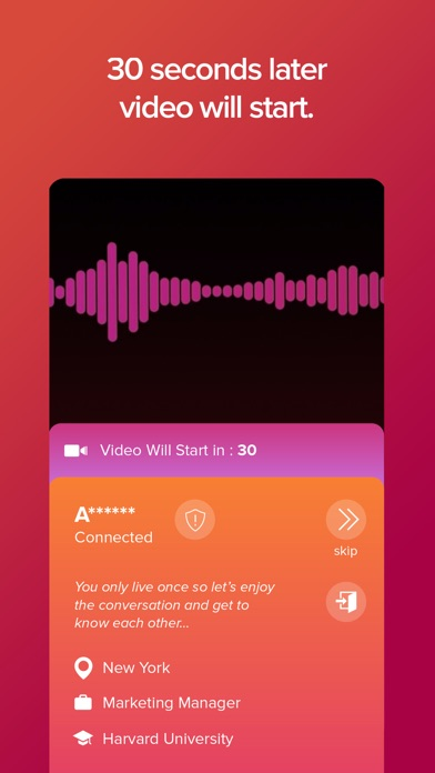 Who -- Call&Chat Screenshot