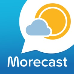 ‎MORECAST Weather App