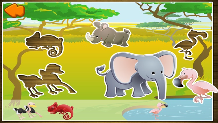 Puzzle - fun for kids 2