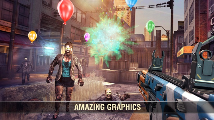 DEAD TRIGGER 2 Zombie Shooter screenshot-4