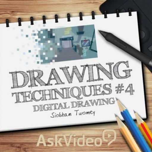 Digital Drawing Course by A.V.