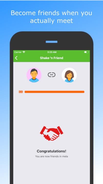 mela - Find People screenshot-4