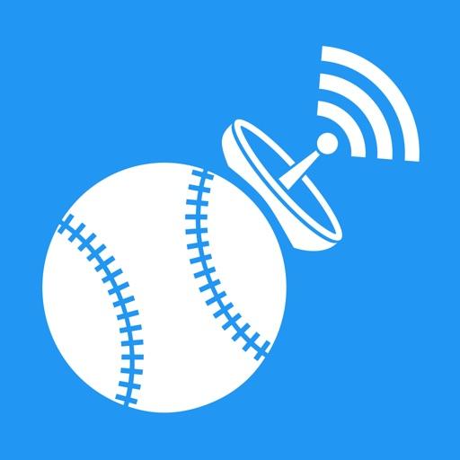 Pro Baseball Live Radio Stream by Brady Software LLC