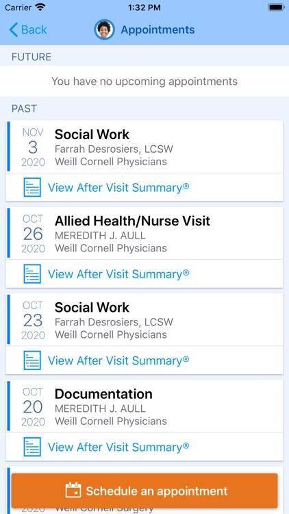 Weill Cornell Medicine screenshot-3