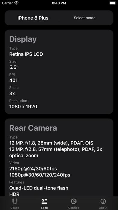 Usage: System Activity WidgetsScreenshot von 6