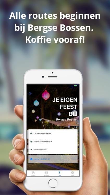 Routes - door Bergse Bossen screenshot-3