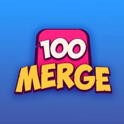 100 Merge - Number Puzzle