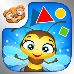 Preschool learning games - Bee
