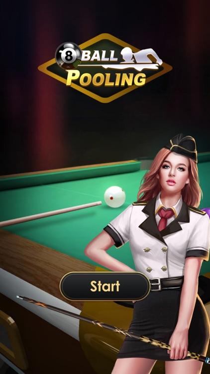 8 Ball Pooling - Billiards Pro screenshot-0