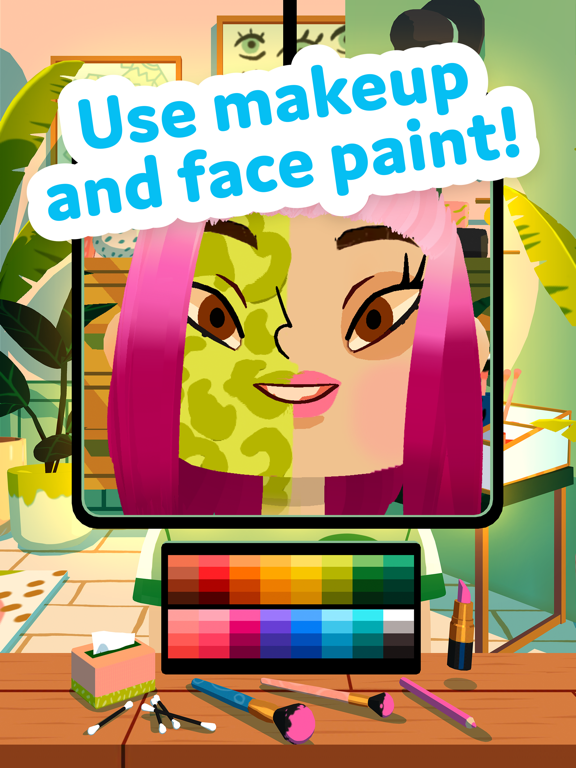 Toca Hair Salon 4 screenshot 8