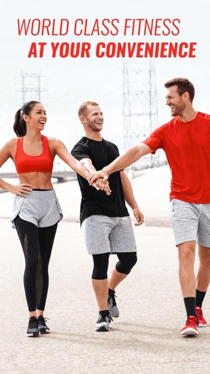 Open Gym: Bodyweight Workouts screenshot-6