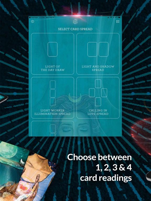The Light Seer's Tarot screenshot 8