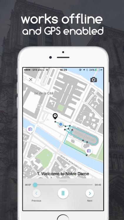 Vidi Guides: Self Guided Tours screenshot-3