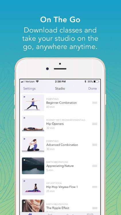 Yoga Studio: Mind & Body screenshot-4