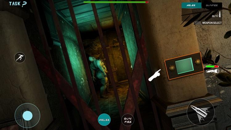 SCP Siren Head & Piggy Game screenshot-3