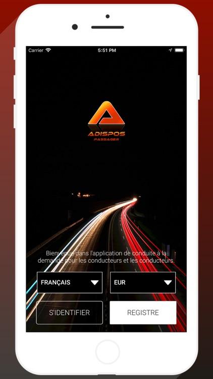 Adispos-Passenger