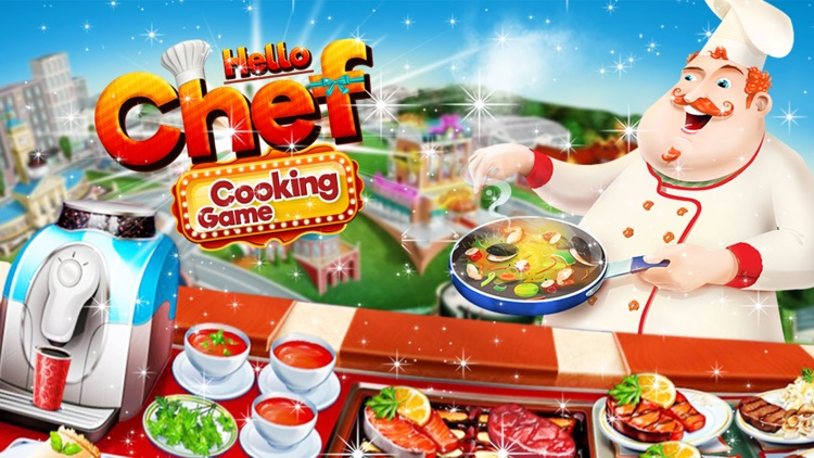 Hello Chef - Cooking Game