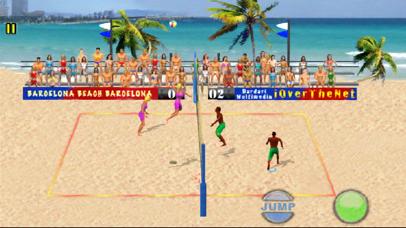 Over The Net Beach Volleyballのおすすめ画像1