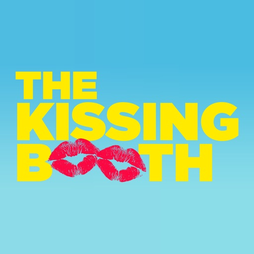 The Kissing Booth Stickers icon
