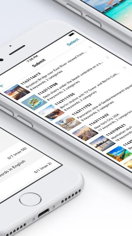 Shutterstock Contributor screenshot-4