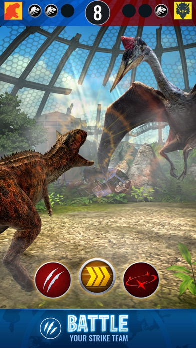 Jurassic World Alive for Pc
