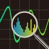 オーディオ/スペクトル アナライザ - iPhoneアプリ