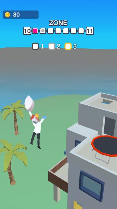 Bed Diving Screenshot