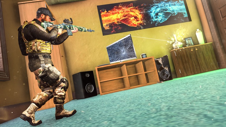 Z War: Rescue The Survival screenshot-5