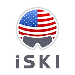 iSKI USA - Ski Snow Track