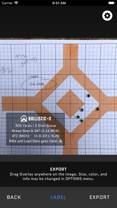 Screenshot for Ballistic X in United States App Store