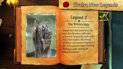 Legends of Andor screenshot 2
