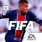 App Icon for FIFA Soccer App in United States IOS App Store