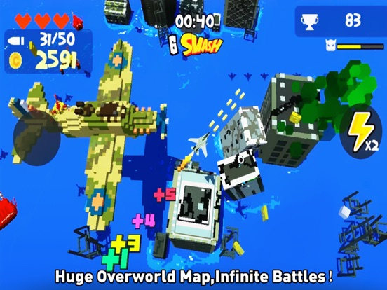 Aero Smash - open fire screenshot 15