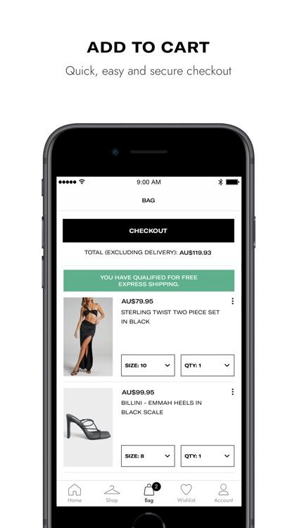 Showpo: Fashion Shopping screenshot-6