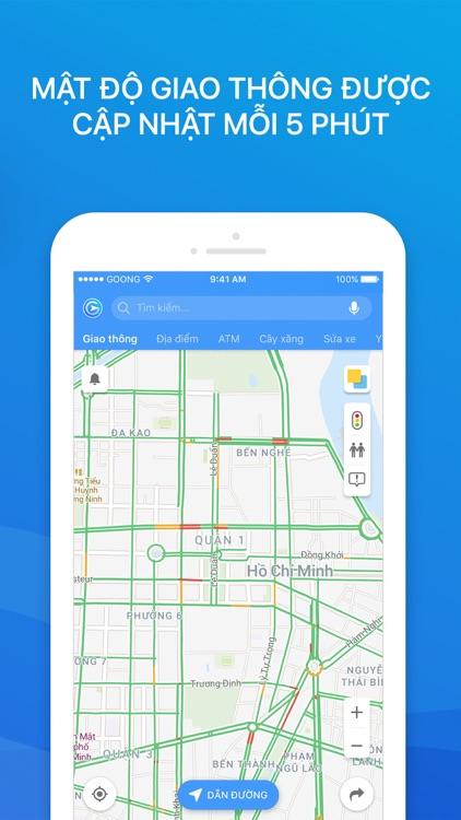 Goong - Maps & Navigation screenshot-3