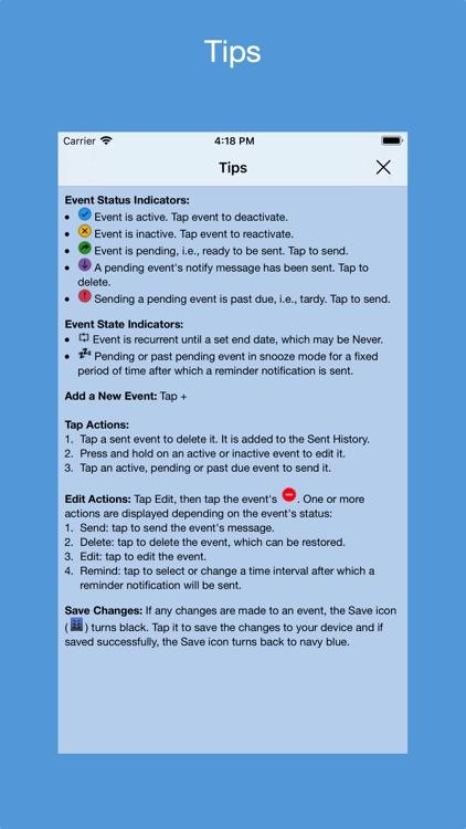 Messaging Notifier screenshot-7