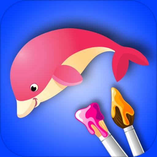 Coloring Book: Animal