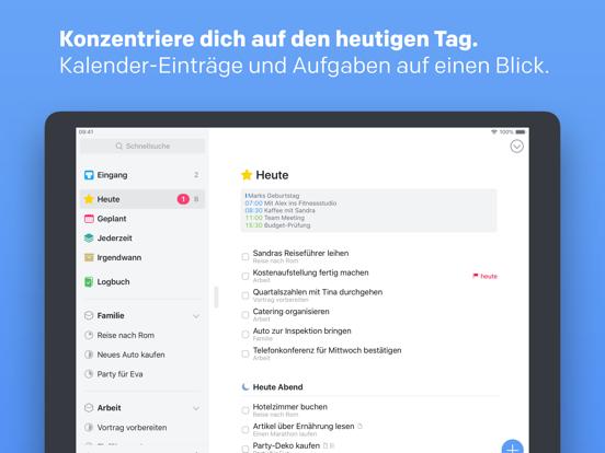 Top Produktivitäts Apps Für Ipad Iphone Kalender To Do