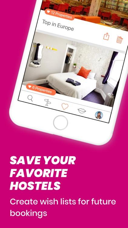 Hostelworld: Hostel Travel App screenshot-6