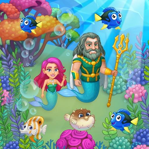 Aquarium Farm: подводный город