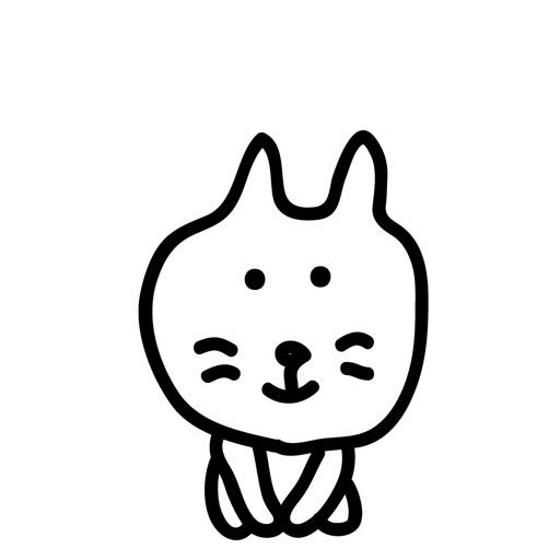 Poor Cat Stickers