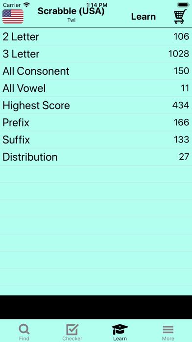 Word Cheat for WWF screenshot three