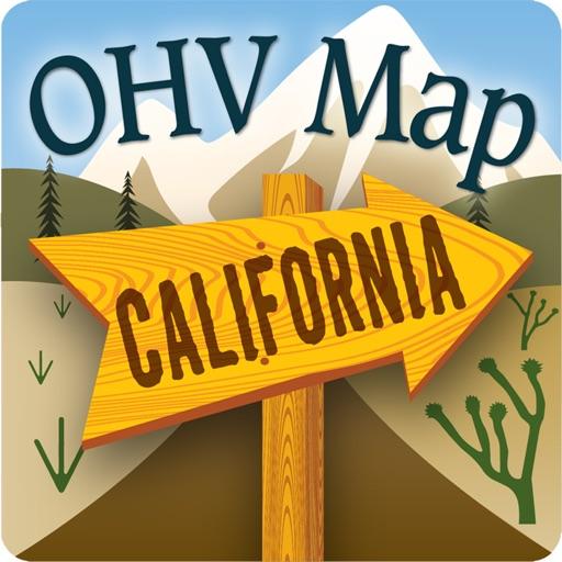 OHV Trail Map California