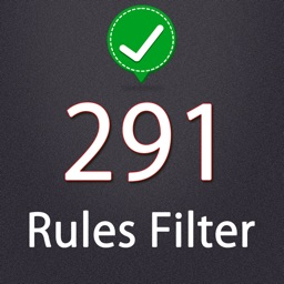 291 Rules-Filter