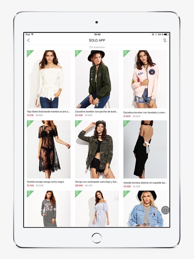 SHEIN-Fashion Online Shopping en App Store 8373e8ea864